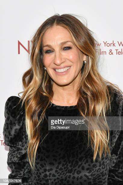 Sarah Jessica Parker attends the 39th Annual Muse Awards at the New York Hilton Midtown on December 13 2018 in New York City