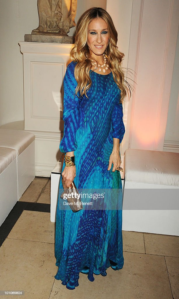 Sarah Jessica Parker attends the afterparty following the UK film premiere of 'Sex and the City 2' at The Kensington Palace on May 27, 2010 in London, England.