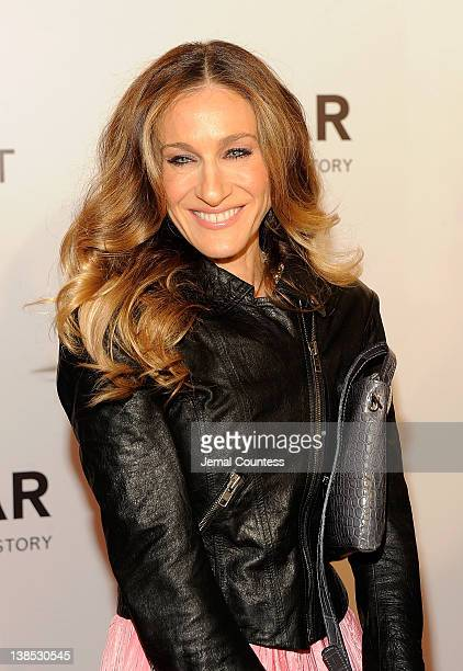 Sarah Jessica Parker attends the amfAR New York Gala To Kick Off Fall 2012 Fashion Week at Cipriani Wall Street on February 8, 2012 in New York City.