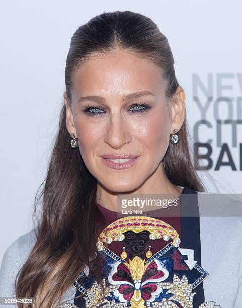 """Sarah Jessica Parker attends the """"Metropolitan Ballet 2014 Fall Gala"""" at the David H. Koch Theater at Lincoln Center in New York City. �� LAN"""