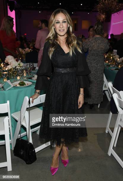 Sarah Jessica Parker attends the Planned Parenthood's 2018 Spring Into Action Gala at Spring Studios on May 1 2018 in New York City