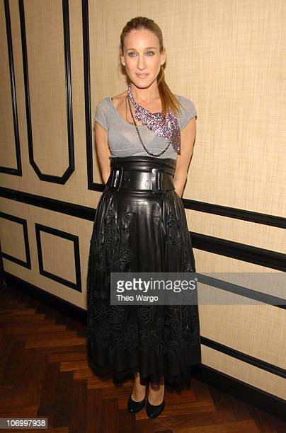 Sarah Jessica Parker during Sarah Jessica Parker and Serge Normant Host Book Launch Party for Laura Mercier's The New Beauty Secrets Your Ultimate...