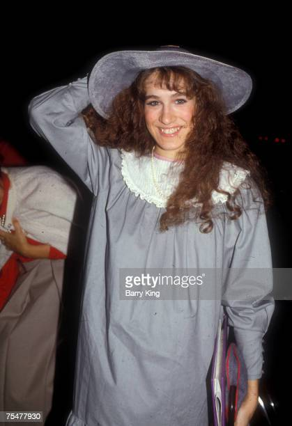 Sarah Jessica Parker in Los Angeles California