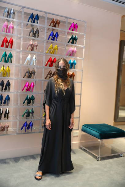 USA: SJP By Sarah Jessica Parker Flagship Store Opens In NYC