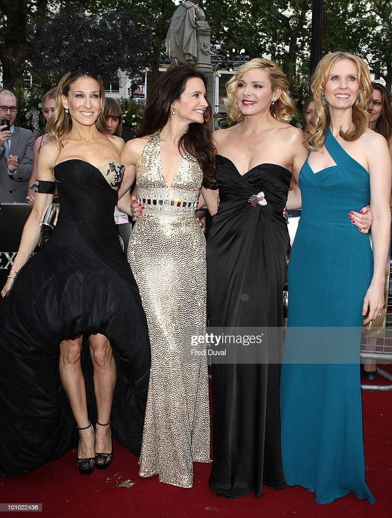 Sex And The City 2 - UK Premiere - Red Carpet Arrivals : News Photo