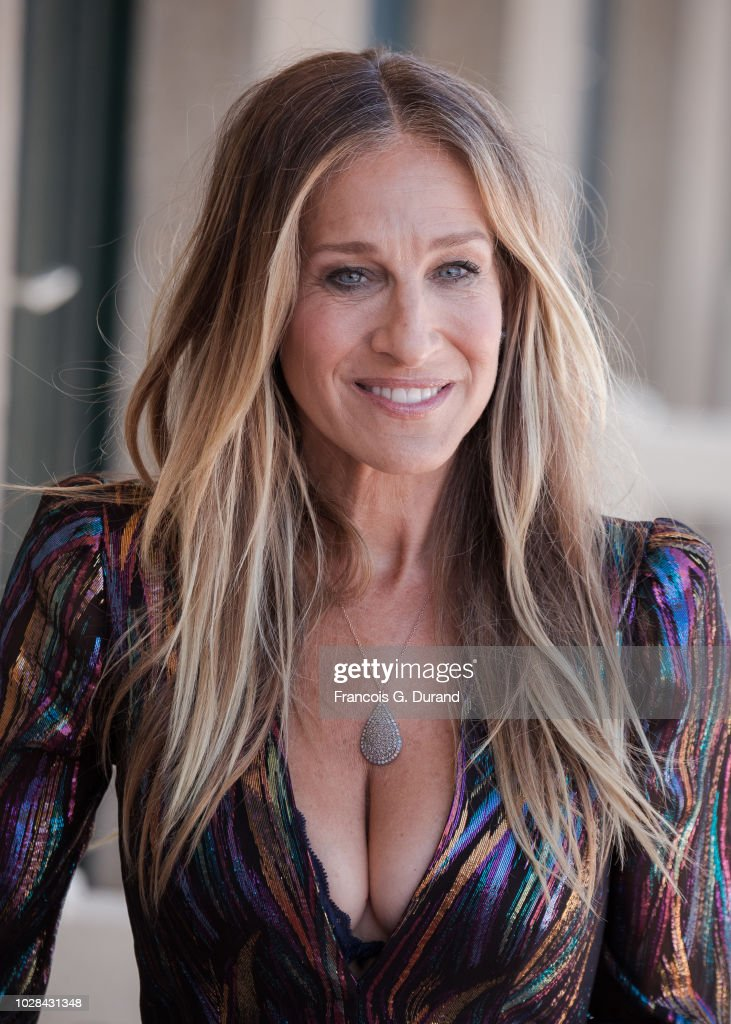 Sarah Jessica Parker : Photocall - 44th Deauville American Film Festival : News Photo