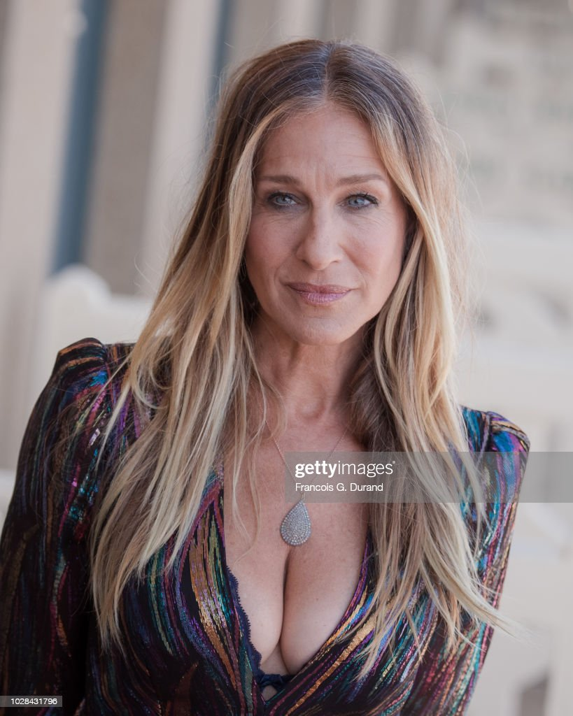 Sarah Jessica Parker : Photocall - 44th Deauville American Film Festival