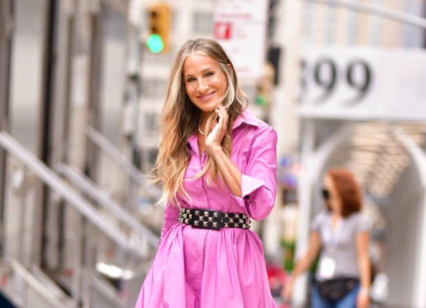 NY: Celebrity Sightings In New York City - July 19, 2021
