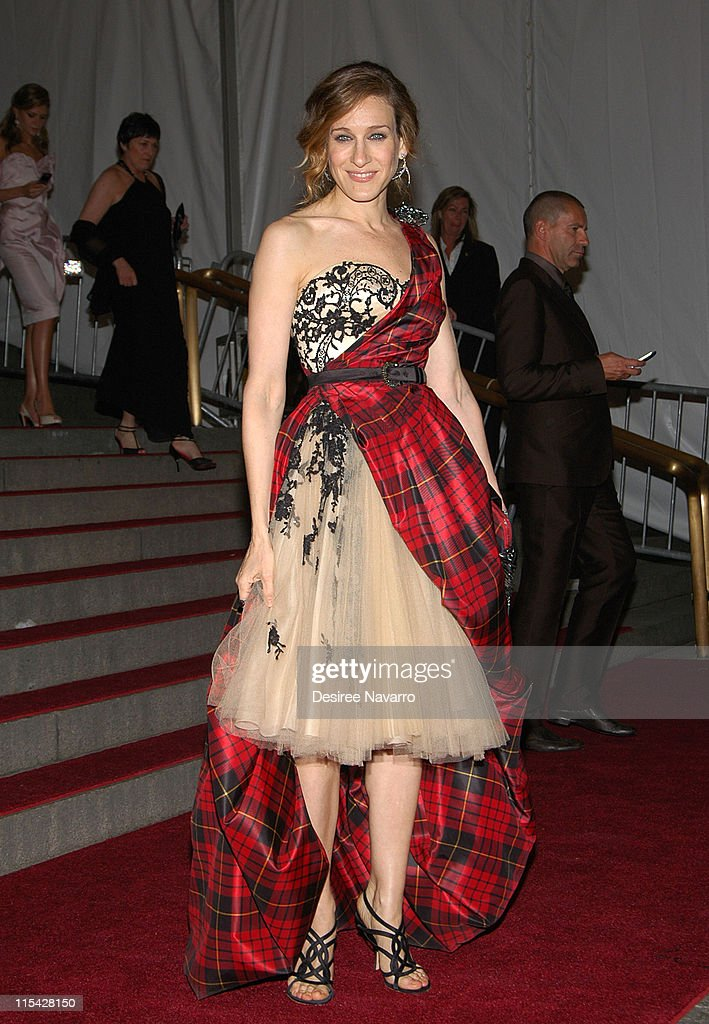 AngloMania Costume Institute Gala at The Metropolitan Museum of Art - Departures : News Photo