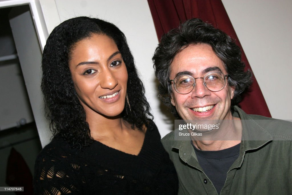 "Sarah Jones' ""Bridge and Tunnel"" Broadway Opening Night - Arrivals : News Photo"