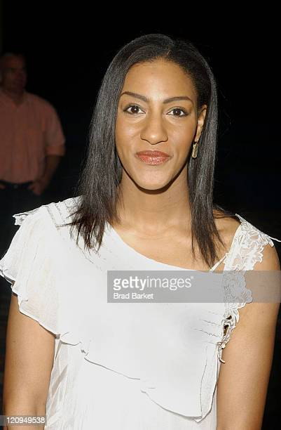 Sarah Jones during 2004 Drama League Awards May 14 2004 at The Grand Hyatt in New York City New York United States