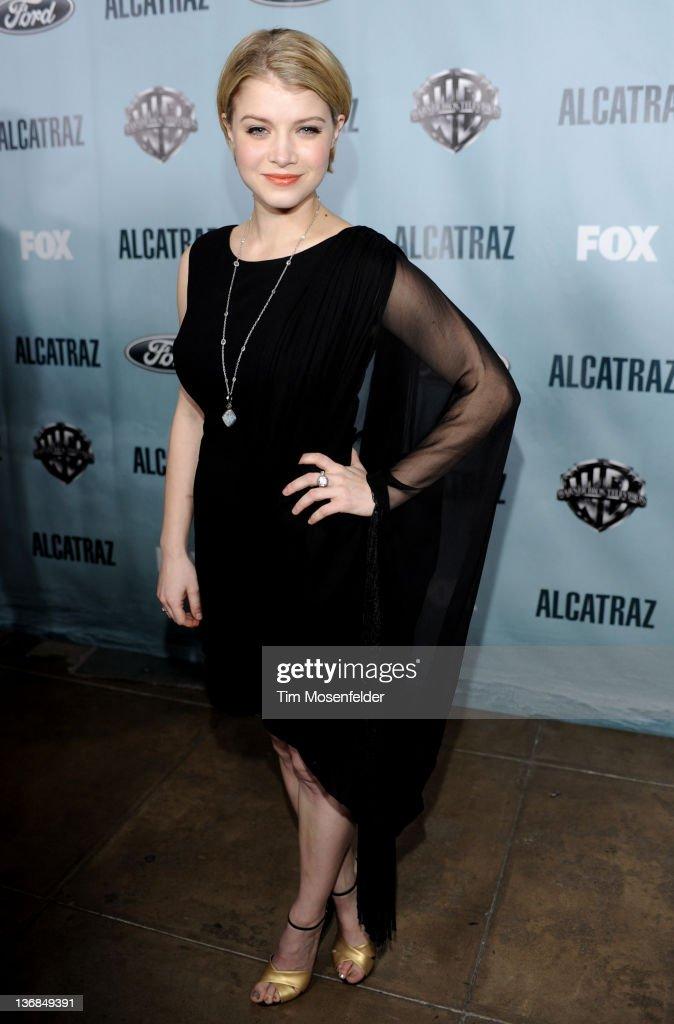 "FOX's New Series ""Alcatraz"" Premiere Party"