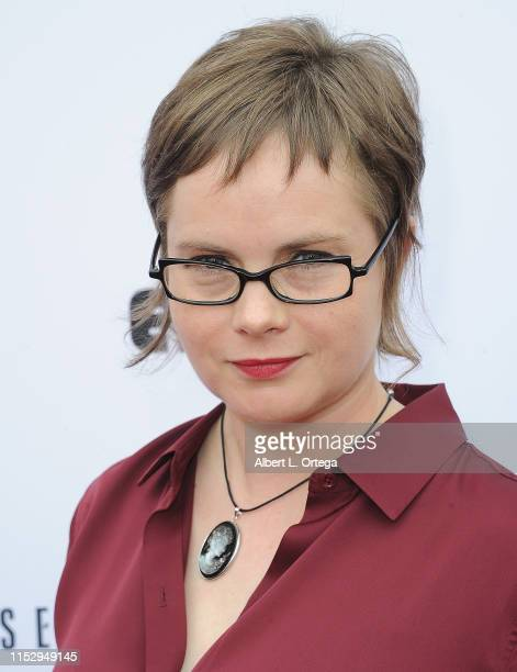 Sarah K Reimers attends the 6th Annual Etheria Film Showcase held at American Cinematheque's Egyptian Theatre on June 29 2019 in Hollywood California