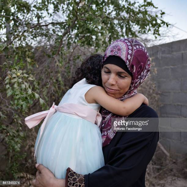 Sarah Ka'abneh with her twoyearold son Rafeef who was born through IVF Her husband was arrested in 2002 and sentenced to 2 lifetime and 6 years in...
