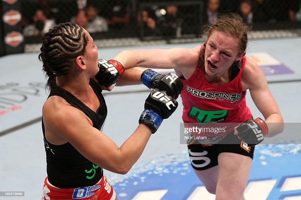 UFC 166 - Kaufman v Eye : News Photo