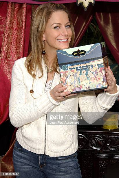 Sarah Kozer at Kama Sutra during 2007 Silver Spoon Golden Globes Suite Day 1 at Private Residence in Los Angeles California United States Photo by...