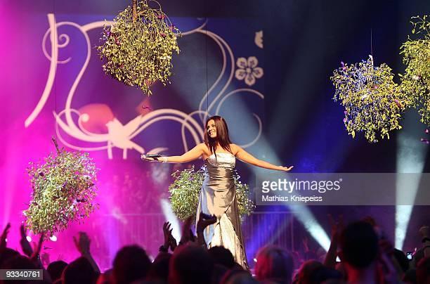 Sarah Kreuz attend the DOME 52 at the Stadthalle Graz on November 20 2009 in Graz Austria