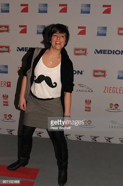 Sarah Kuttner Gala 'Movie meets Media' Internationale Filmfestspiele 60 'Berlinale' Hotel 'Ritz Carlton' Berlin Deutschland Europa Party Feier...