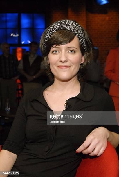 Sarah Kuttner Moderatorin D