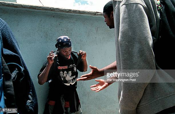 7/20/20017/29/2001 PHOTOG Sarah L Voisin DC based Hoops Sagrado goes to Guatemala for its third annual trip The group of primarily African American...