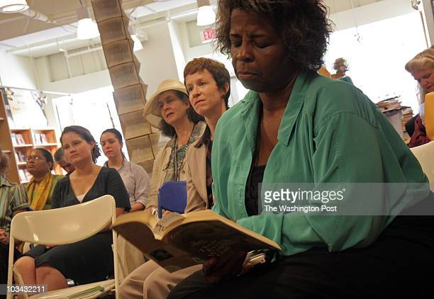 Sarah L Voisin Washington DC NEG # 190675 A city read of Zora Neale Hurston's Their Eyes Were Watching God at Chapters Bookstore this Thursday Jazz...