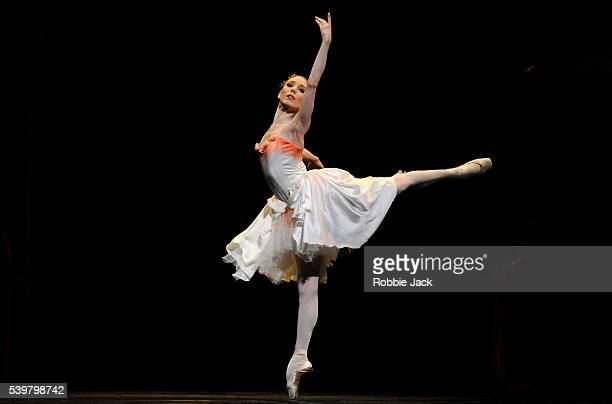 Sarah Lamb as Princess Rose in the Royal Ballet's production of Kenneth MacMillan's The Prince of the Pagodas at the Royal Opera House Covent Garden...