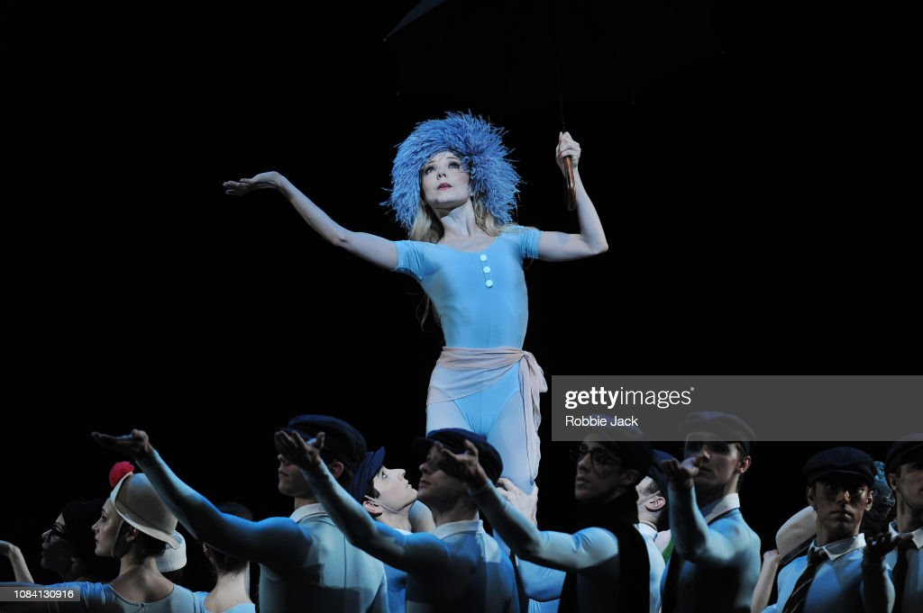 Jerome Robbins's 'The Concert' At The Royal Opera House London : News Photo