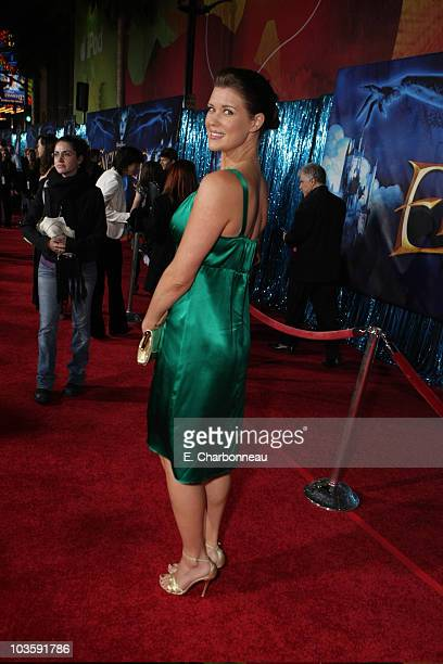 Sarah Lancaster at the World Premiere of Walt Disney Pictures' ENCHANTED at the El Capitan Theatre on November 17 2007 in Hollywood CA