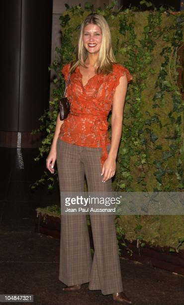 Sarah Lancaster during 'The Recruit' Screening to benefit United Cerebral Palsy at Directors Guild of America in Los Angeles California United States