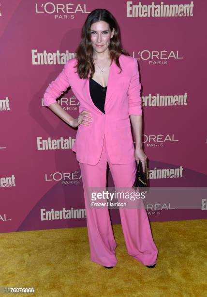 Sarah Levy attends the 2019 Entertainment Weekly Pre-Emmy Party at Sunset Tower on September 20, 2019 in Los Angeles, California.