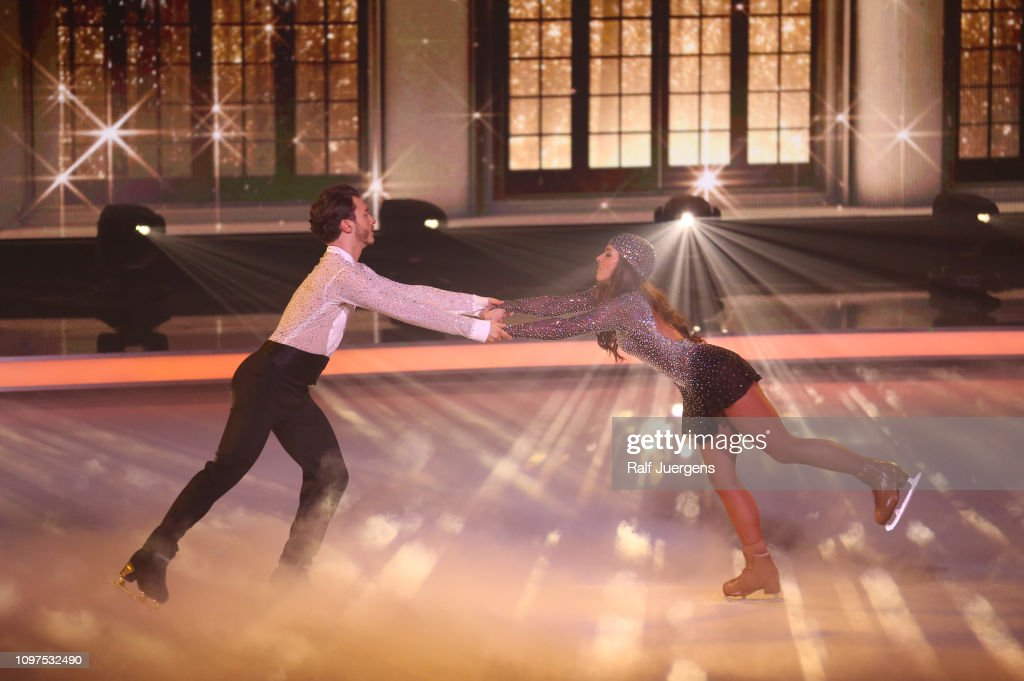 """""""Dancing On Ice"""" Finals In Cologne : News Photo"""