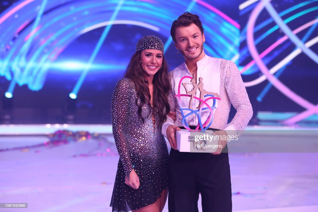 """Dancing On Ice"" Finals In Cologne : News Photo"