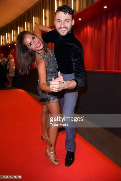 Thomas Hermanns attends the 'Souldance The Show' world premiere at Admiralspalast on September 21 2018 in Berlin Germany