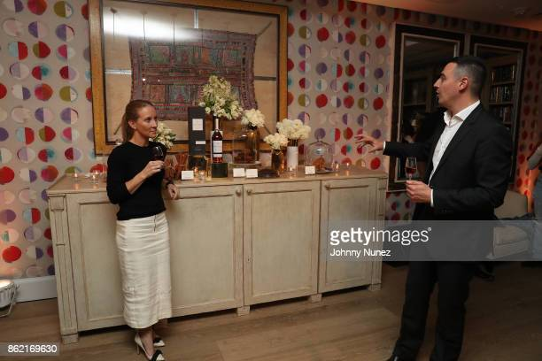 Sarah Long and Baptiste Loiseau Attend Remy Martin Presents Carte Blanche Merpins With Cellar Master Baptiste Loiseau And Super Producer Zaytoven at...
