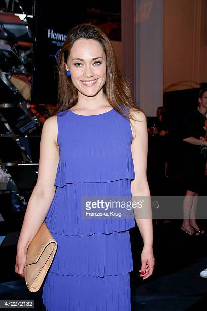 Sarah Maria Besgen during the Hennessy 250th anniversary celebrations on May 5 2015 in Berlin Germany