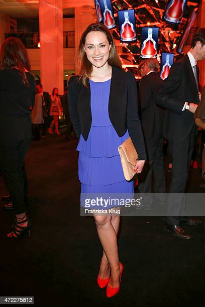 Sarah Maria Besgen during the Hennessy 250th anniversary celebrations on May 05 2015 in Berlin Germany