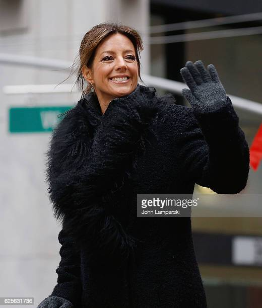 Sarah McLachlan 90th Annual Macy's Thanksgiving Day Parade on November 24 2016 in New York City