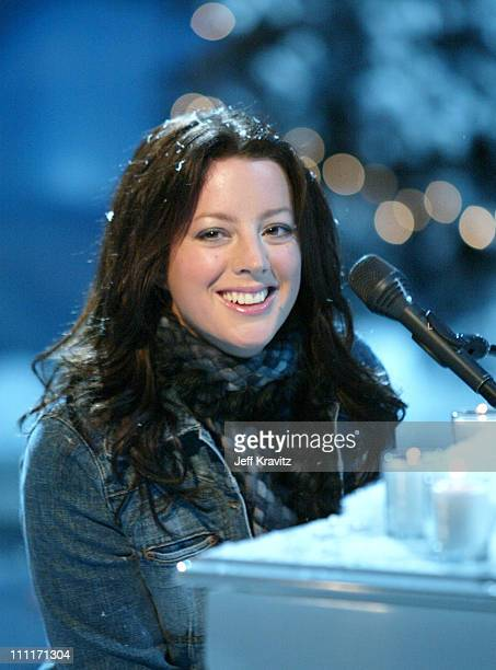 """Sarah McLachlan during Nick at Nite Celebrates the Holiday Season with """"The Nick at Nite Holiday Special"""" Airing on Friday, Nov. 28 at CBS Studios in..."""