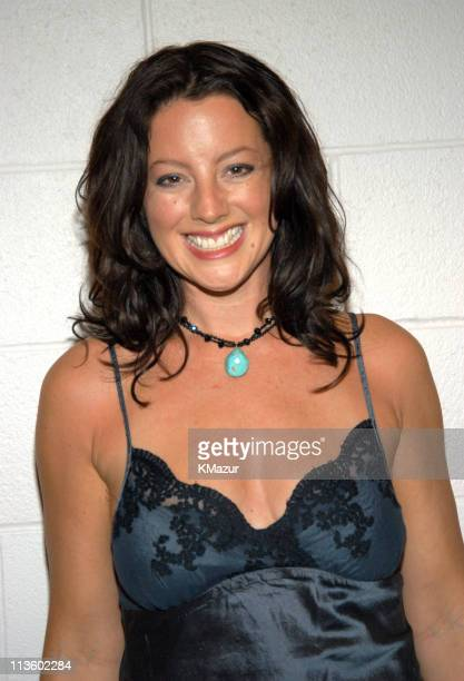Sarah McLachlan during The Andre Agassi Charitable Foundation's 8th 'Grand Slam for Children' Fundraiser Backstage at The MGM Grand Hotel and Casino...