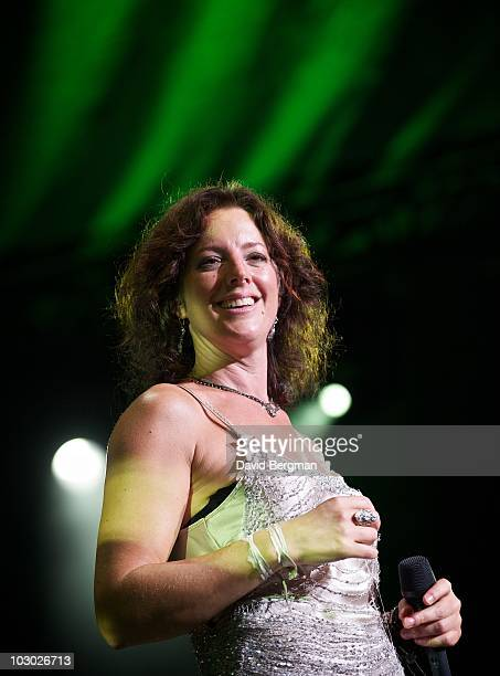 Sarah McLachlan performs at the 2010 Lilith Fair at Verizon Wireless Music Center on July 20 2010 in Noblesville Indiana