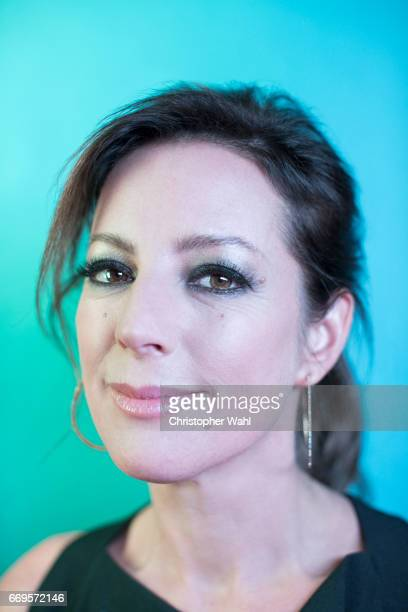Sarah McLachlan poses for a portrait at the 2017 Juno Awards for The Globe and Mail on April 1 2017 in Ottawa Ontario