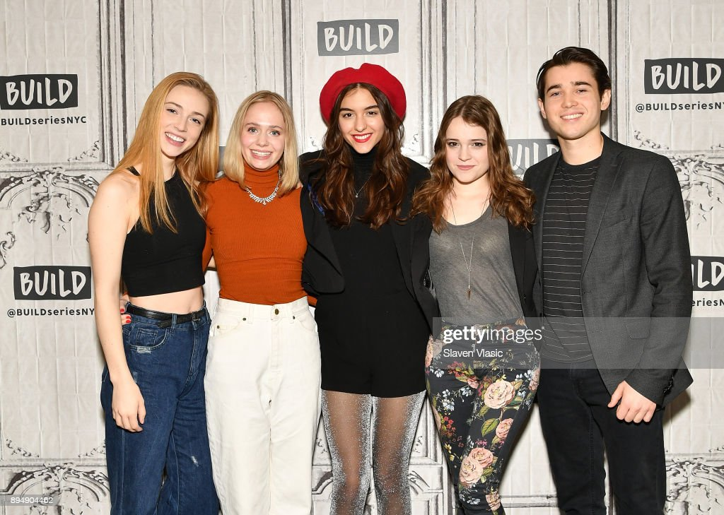 "Build Presents The Cast Of ""Blame"""