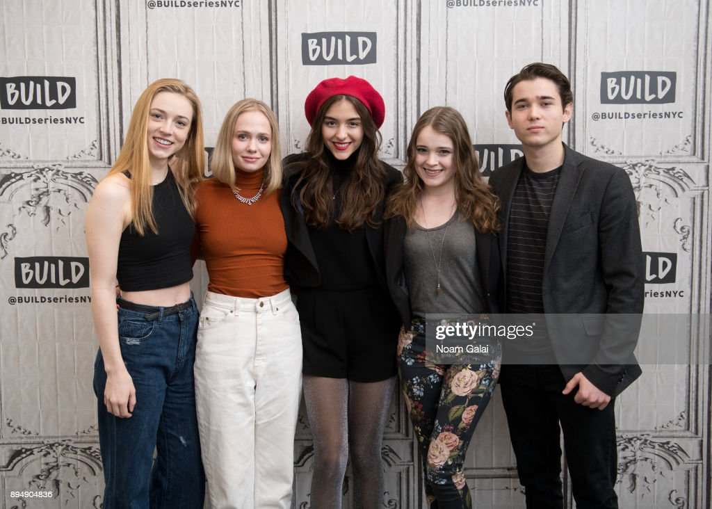 """Build Presents The Cast Of """"Blame"""""""
