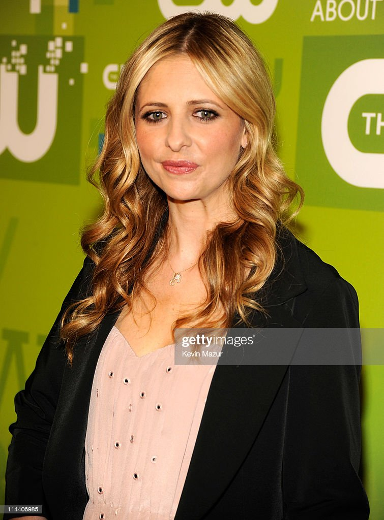 Sarah Michelle Gellar attends the CW Network's 2011 Upfront at Jazz at Lincoln Center on May 19, 2011 in New York City.