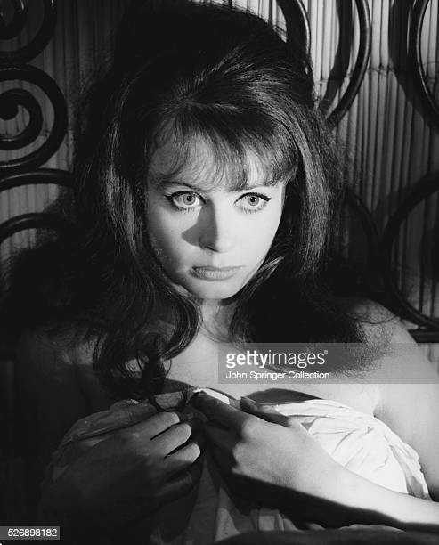 Sarah Miles as Catherine in 1963 film The Ceremony