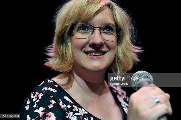 Sarah Millican at Assembly as part of the Edinburgh Festival Fringe