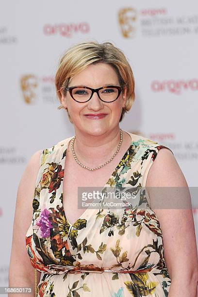Sarah Millican attends the Arqiva British Academy Television Awards 2013 at the Royal Festival Hall on May 12 2013 in London England