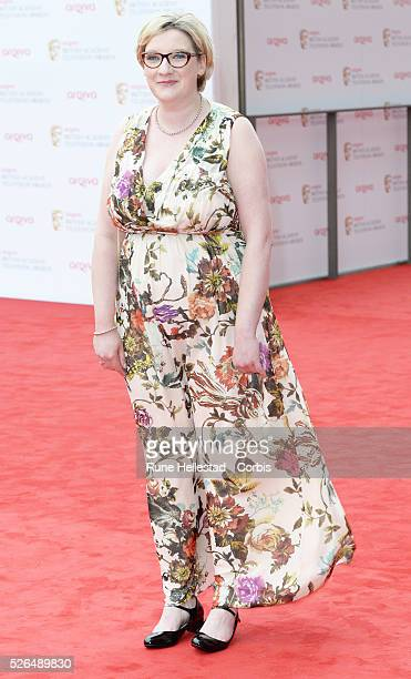 Sarah Millican attends the British Academy Television Awards at Royal Festival Hall