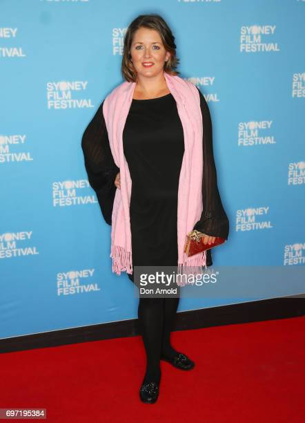 Sarah Monaghan arrives ahead of the Sydney Film Festival Closing Night Gala and Australian premiere of Okja at State Theatre on June 18 2017 in...