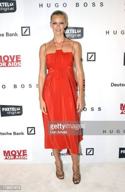 Sarah Murdoch during Sydney 'Moves for AIDS' November 30 2006 at Deutsche Bank Place in Sydney Australia